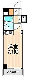 セピアビューハイツ上野[911号室]の間取り