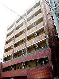 大阪府大阪市中央区鎗屋町2丁目の賃貸マンションの外観
