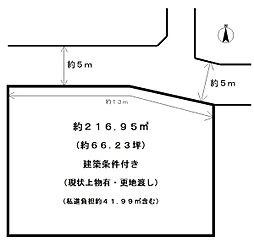京福電気鉄道嵐山本線 鹿王院駅 徒歩3分