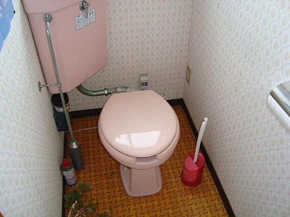 """2階WC"""""""