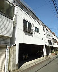 東京都北区豊島2丁目の賃貸アパートの外観