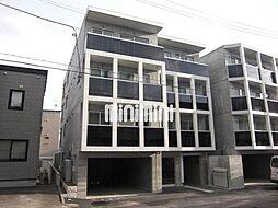北海道札幌市北区北七条西8の賃貸マンションの外観