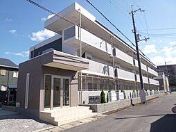 ベルレ-ブ[3階]の外観