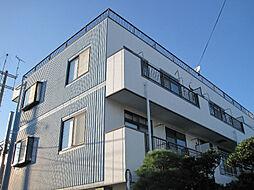 神奈川県横須賀市馬堀町1丁目の賃貸マンションの外観