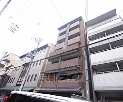 京都府京都市中京区西洞院通押小路下る押西洞院町の賃貸マンションの外観