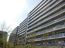 ブリリアシティ横浜磯子[6階]の外観