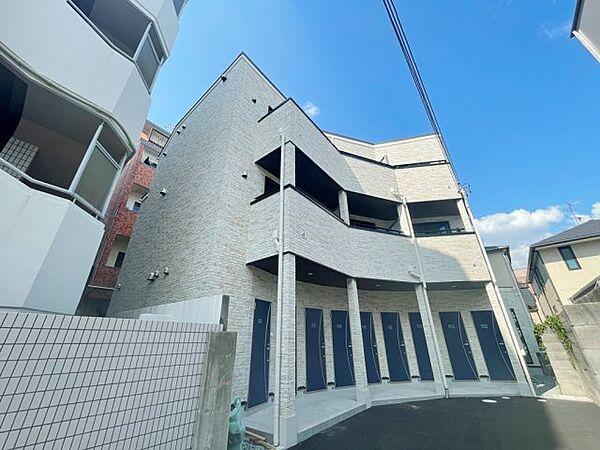 仮)岡本2丁目新築ハイツ 1階の賃貸【兵庫県 / 神戸市東灘区】