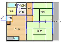 長崎県長崎市新戸町3丁目の賃貸マンションの外観