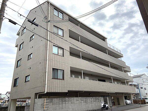 富士マンション2[2階]の外観