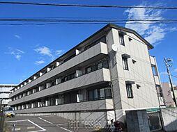 神奈川県川崎市麻生区上麻生3丁目の賃貸アパートの外観