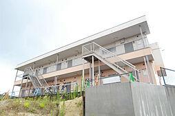 愛知県日進市赤池町箕ノ手2丁目の賃貸アパートの外観