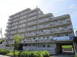 ヒュース一丘弐番館[3階]の外観
