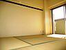 寝室,2LDK,面積52.4m2,賃料5.9万円,阪神本線 尼崎センタープール前駅 徒歩12分,阪神本線 出屋敷駅 徒歩20分,兵庫県尼崎市大庄川田町