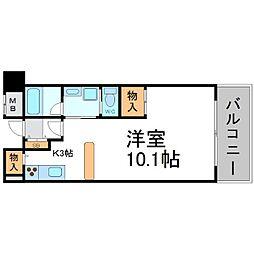 アーバネックス尼崎東難波[4階]の間取り