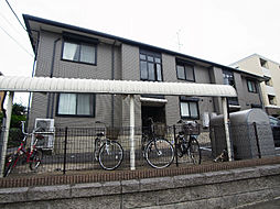 千葉県松戸市東松戸1丁目の賃貸アパートの外観