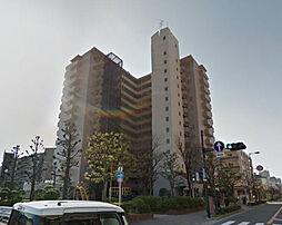 万葉ハイツ鶴見緑地[6F号室]の外観
