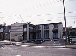レオパレスベアフルーツIII[2階]の外観