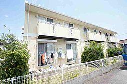 兵庫県伊丹市荻野の賃貸アパートの外観