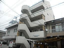 愛媛県松山市松前町4丁目の賃貸マンションの外観
