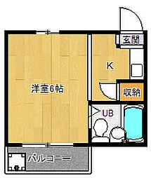 東福寺駅 2.7万円