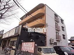 愛知県名古屋市中川区高畑4の賃貸マンションの外観