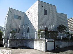 東京都八王子市みなみ野4丁目の賃貸アパートの外観