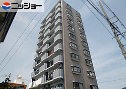 スカイハイム志賀[9階]の外観