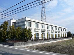 兵庫県姫路市西今宿8丁目の賃貸アパートの外観