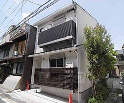 京都府京都市東山区大和大路通五条上る東入門脇町の賃貸アパートの外観