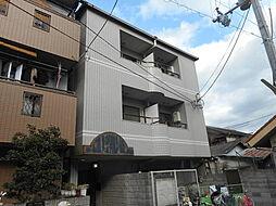 ローレル小阪[3階]の外観