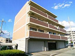 兵庫県川西市萩原1丁目の賃貸マンションの外観