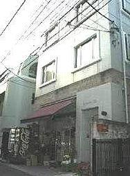 東京都渋谷区代々木1丁目の賃貸マンションの外観