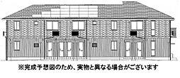 木犀館II[101号室]の外観