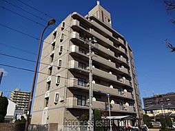 神奈川県相模原市南区古淵3丁目の賃貸マンションの外観
