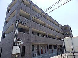 三重県鈴鹿市道伯2の賃貸マンションの外観