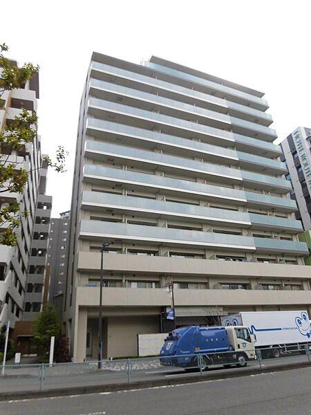 ザ・レジデンス蒲田アイリスコート[6階]の外観