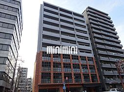N apartment[9階]の外観