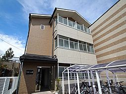 奈良県北葛城郡王寺町久度4丁目の賃貸マンションの外観