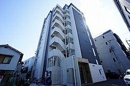 兵庫県川西市小花1の賃貸マンションの外観