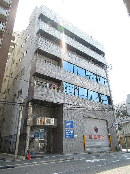 シンコービル[4階]の外観