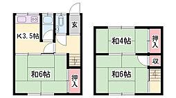 播磨高岡駅 3.5万円