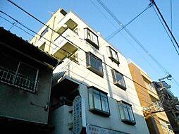 グランドール姫松[4階]の外観