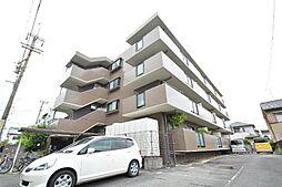 愛知県名古屋市中村区十王町の賃貸マンションの外観