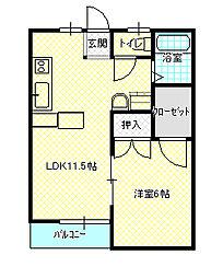 新井駅 3.9万円