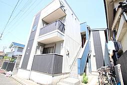 愛知県名古屋市瑞穂区荒崎町の賃貸アパートの外観