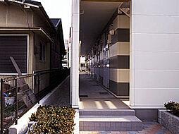 兵庫県明石市天文町2丁目の賃貸アパートの外観