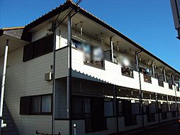 第二田辺コーポ[2階]の外観