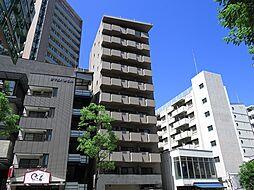 プレサンス梅田西[9階]の外観