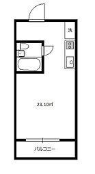 メゾン・アトレ[2階]の間取り