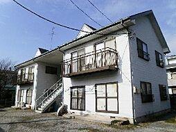 静岡県沼津市旭町の賃貸アパートの外観